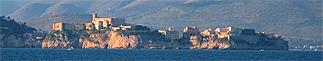 MARITELE Gaeta: vista da mare.